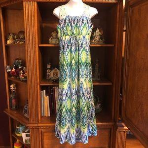 Girls Maxi dress size 16